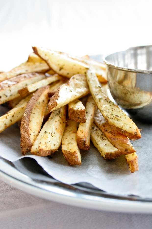 Amie's Homemade Italian French Fries