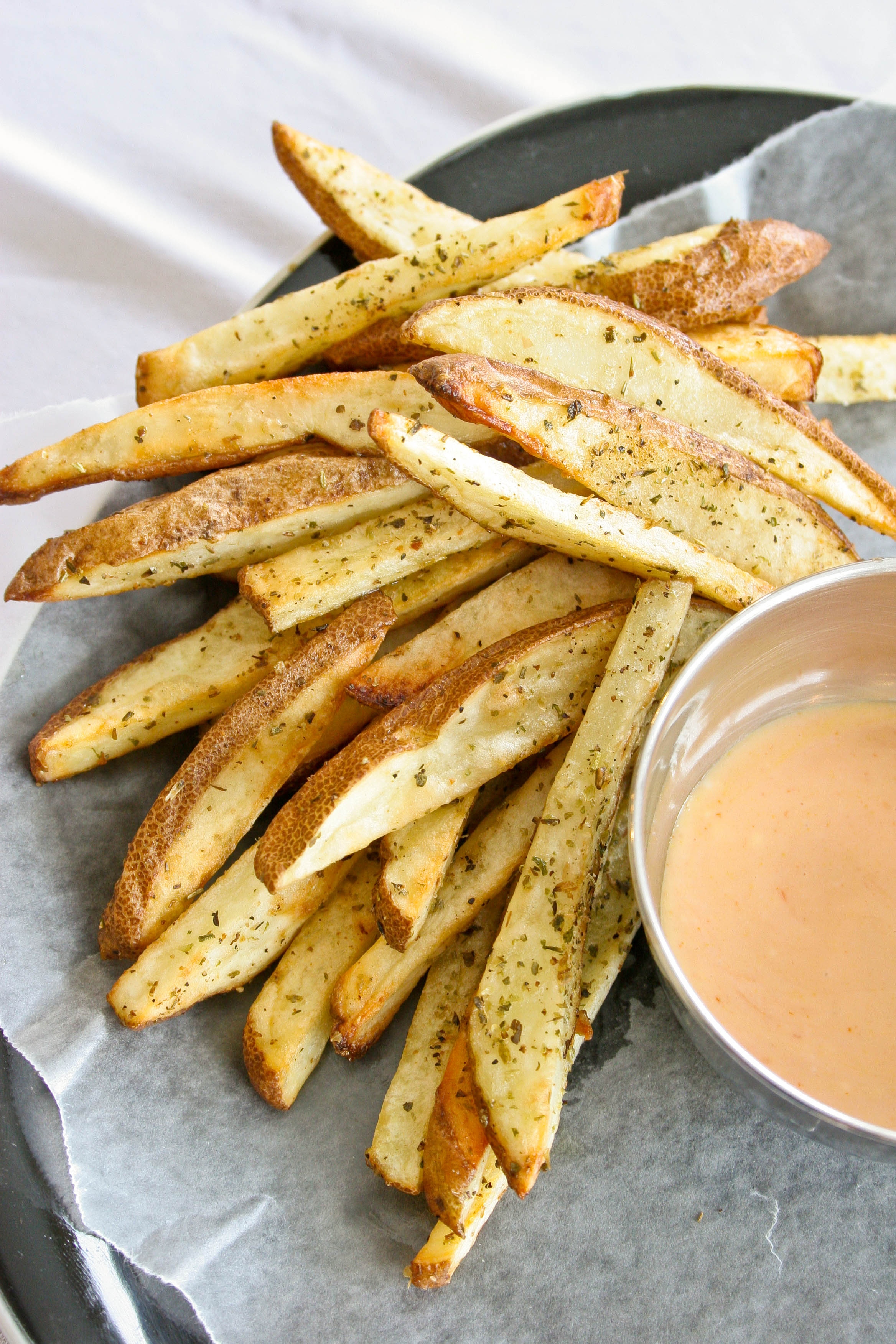 ... in Thankful Thursday {featuring Homemade Italian French Fries recipe