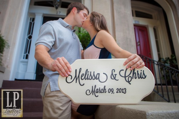 Savannah, Ga Engagement Session by Lindley's Photography